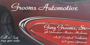 Grooms Automotive Repair Services